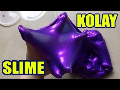En Kolay Slime Yapimi Borakssiz Nasil Yapilir Slaym Oyuncak Hediye Tv Youtube Tv Hediyeler Youtube