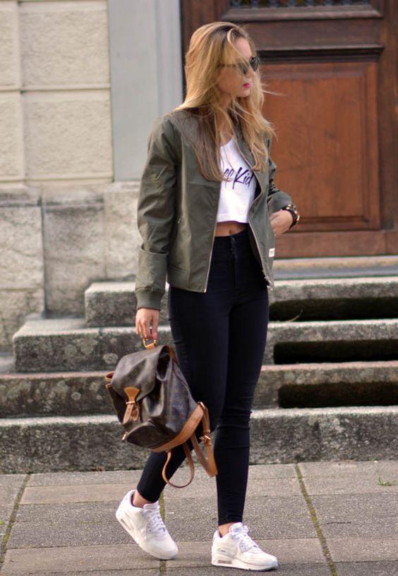 Look perfeito com calça jeans