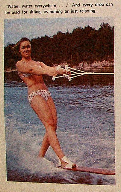 Lake Ozarks Travel Guide circa 1970