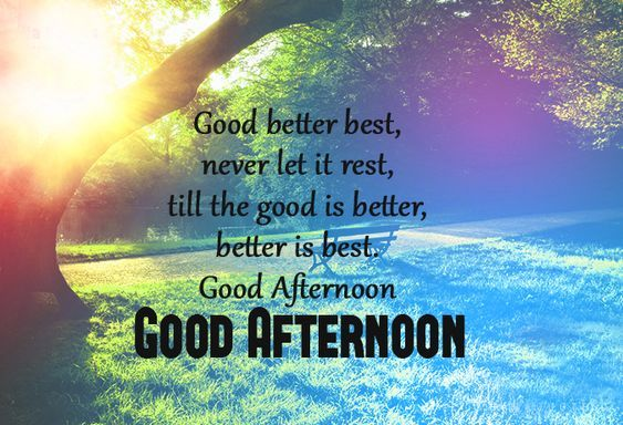 80 Good Afternoon Quotes Sayings Wishes And Images Good Afternoon Quotes Afternoon Quotes Good Afternoon Images Hd
