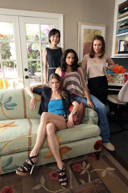 April's Couch on Mistresses