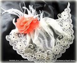 Pretty lace.