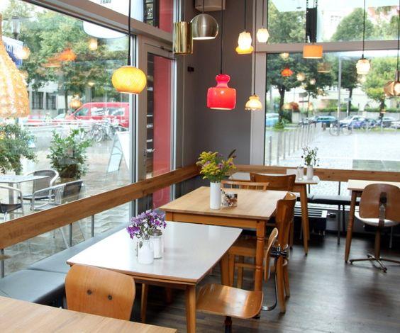 Laurin Café Restaurant u2013 München, am Viktualienmarkt - vietnamesische küche münchen