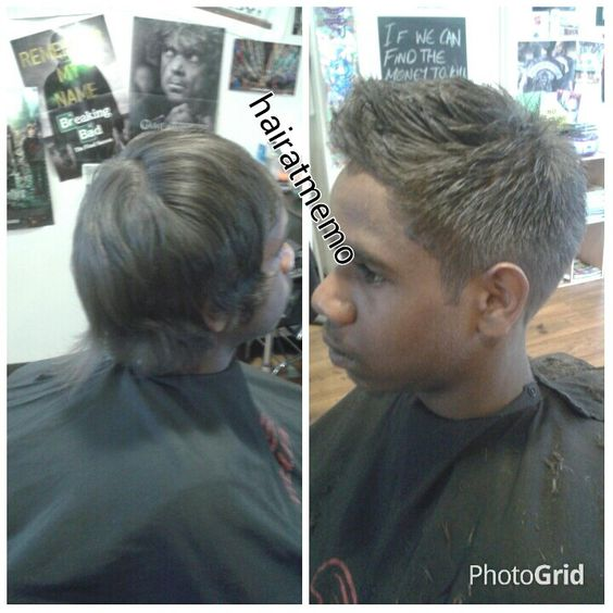 Before an after :)