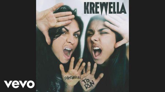 Krewella - Somewhere to Run (Audio)