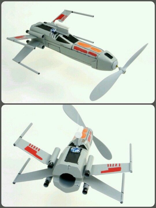 Plan for Hayden's Space Derby rocket - A Star Wars X-wing ...