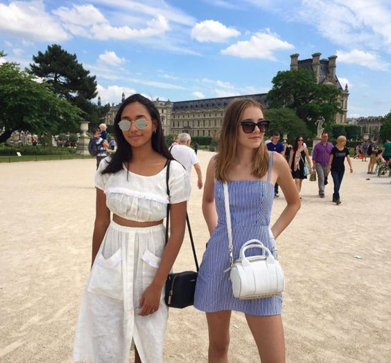 7 Actually Wearable Outfits We Stalked On Instagram - Wheretoget