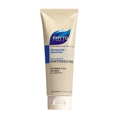 PhytoNeutre Clarifying Detox Shampoo With Eucalyptus essential oil. 12.5