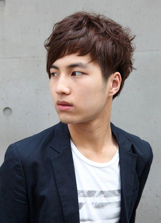 Korean guys hairstyles @ mysune.com