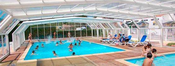 Camping vendee avec piscine couverte campings en vend e for Camping calvados avec piscine couverte