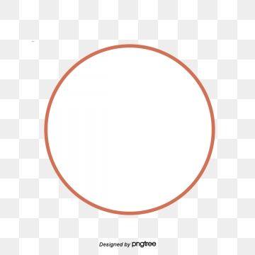 Round Circle Design Png Circle Design Photo Frame Design Transparent Background