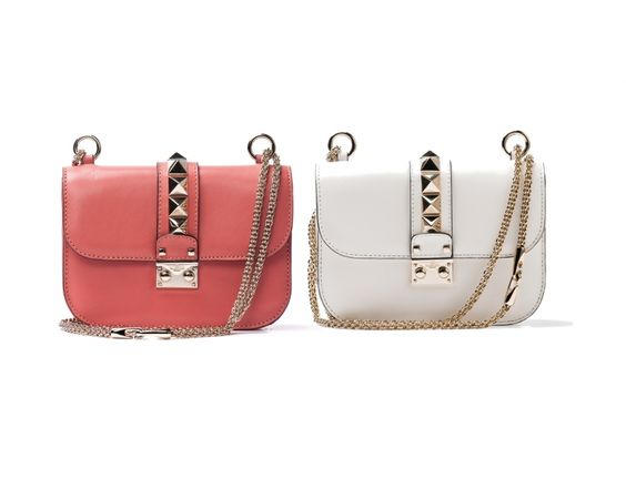 Valentino studded bags