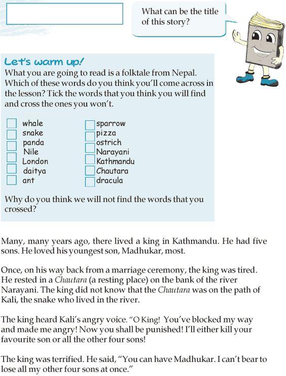 8th Grade Language Arts Lesson Plans