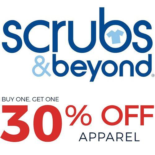 Scrubs Beyond Coupon 20 Off Any Regular Price Item Code