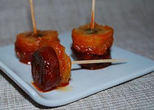 chorizo-banane-caramel