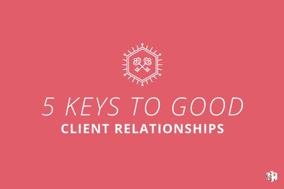 The key to creating successful campaigns is to establish strong relationships. More best practices from CorporateGift.com on LinkedIn   5 Keys to Good Client Relationships