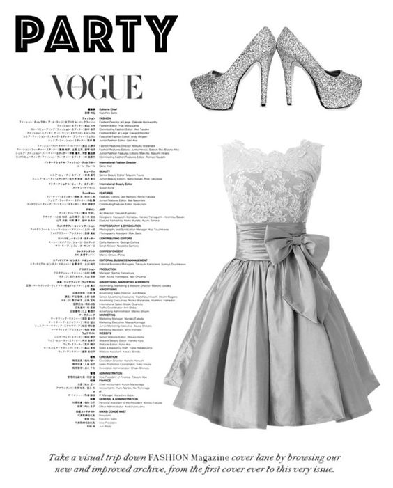 """""""Party"""" by shemilys2-1 on Polyvore featuring moda"""