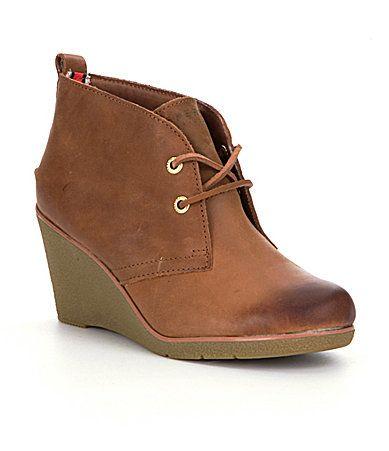 sperry harlow wedge chukka boots dillards dress me up