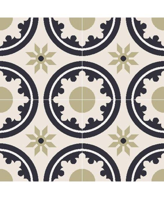 Royal Encaustic Cement Tile