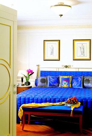 Kuscheln in Versaces Betten... an der Gold Coast.