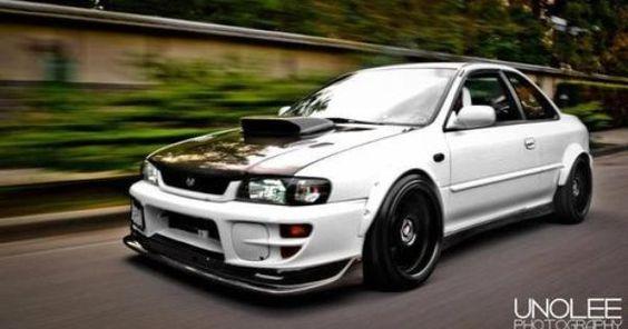 Subaru auto - fine picture