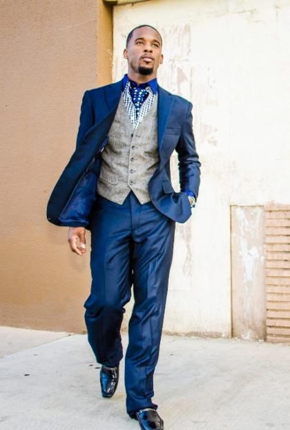 Pin by Sue Donovan on Men's wedding suits | Pinterest | Grey, Blue