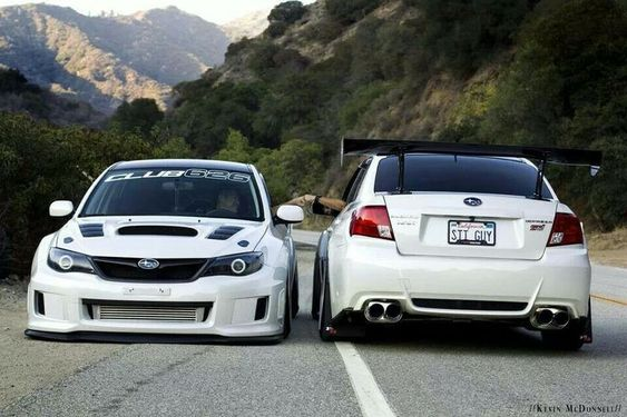 Subaru auto - cute image