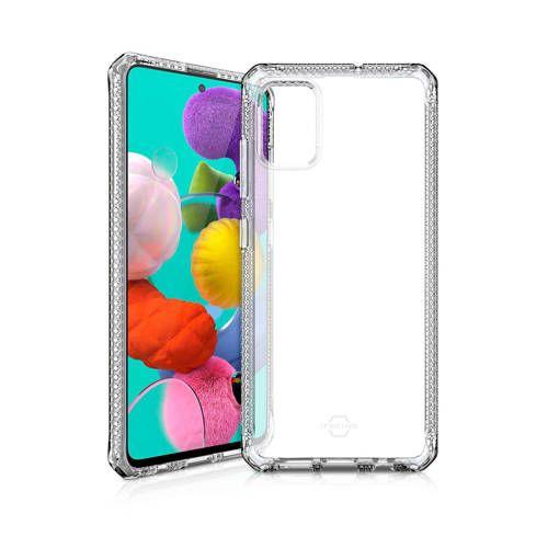 Itskins Backcover Samsung Galaxy A51 Transparant Samsung Galaxy Samsung Cover
