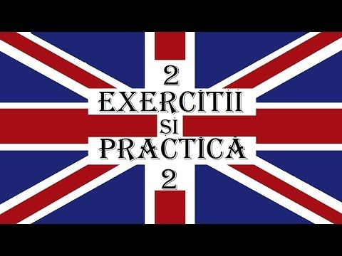 Exercitii cu zilele saptamanii in engleza