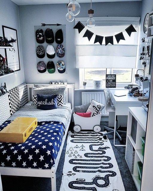 Skadis Pegboard White X 56 Cm Ikea Ireland Small Boys Bedrooms Bedroom Decor Makeover