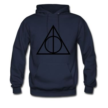 Deathly Hallows or 7 point Geometry.  You decide.