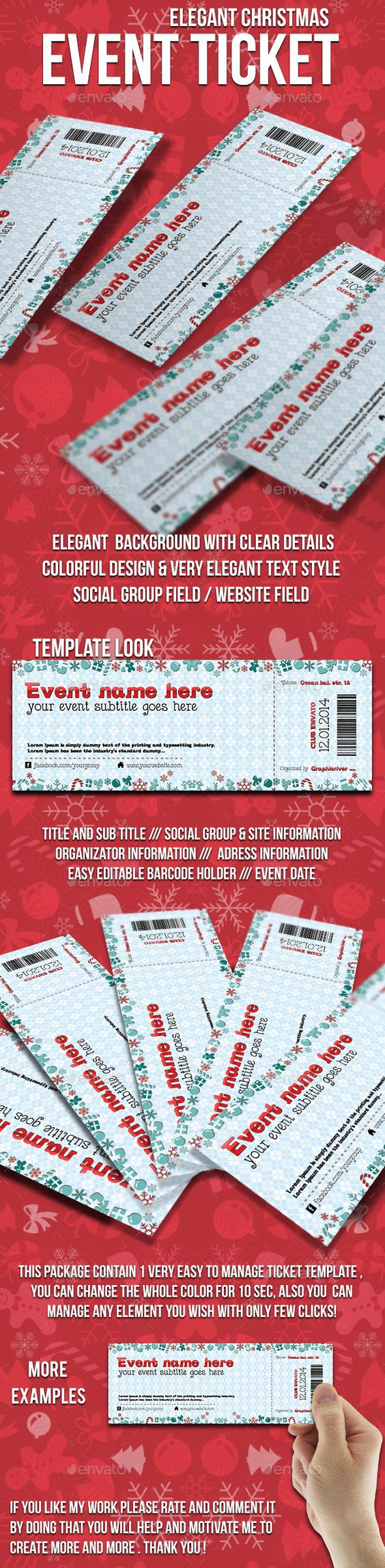 Pinterest o the worlds catalog of ideas for Ticket template psd