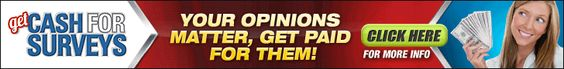 Your opinions matter, Get pay for them: AVAILABLE: Your First Paid Survey
