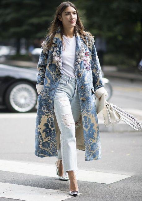 Acompanhe toda a evolução do denim tendência atual e preferência entre todos  #modadenim #jeansstyle #moda