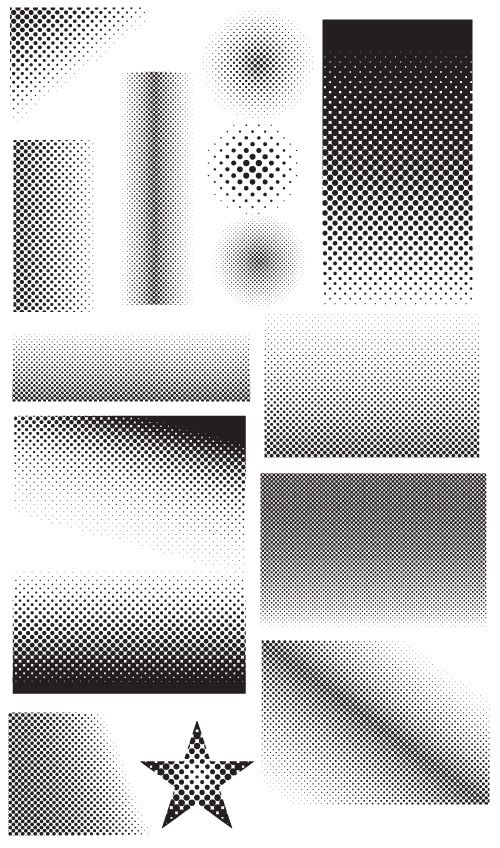 free vector grunge halftone - photo #7