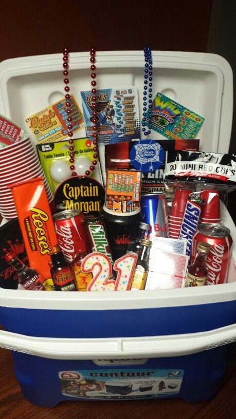 The Hangover Kit cute 21st birthday gift idea projectsgiftideas