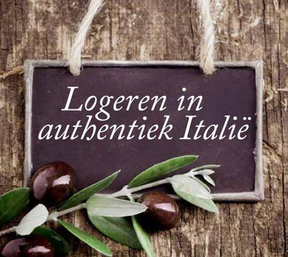 Het authentieke Italiaanse dorpsleven beleef je bij een albergo diffuso, een 'verspreide vakantieaccommodatie'.