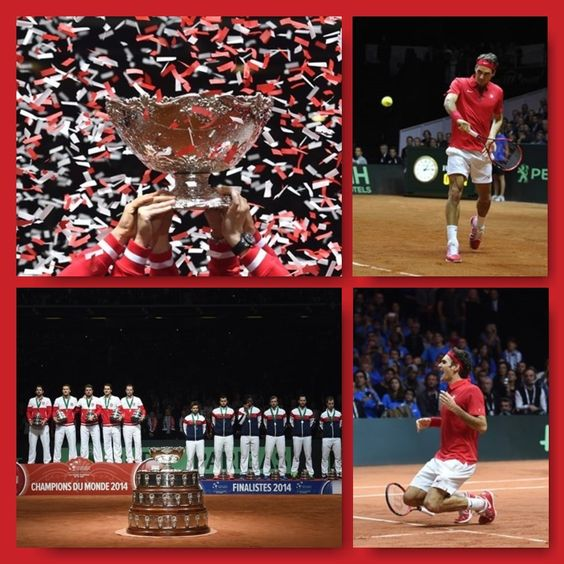 #Suiza se consagró campeón de la #CopaDavis 2014 al vencer a #Francia en la Final, de visitante en Lille. Roger #Federer venció a #Gasquet y le dio a Suiza su primer ensaladera. En Zcode tenemos las mejores predicciones en #tenis y seguimos cada uno de los torneos http://www.newsystem.me/zcodefb #Roger #Federer #Switzerland #historic #DavisCup #Wawrinka #Final #Gasquet #Monfils #TSonga #Lille #Tennis #BNPParibas #DavisCupFinal