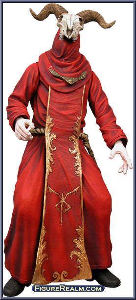 Monk resident evil 4