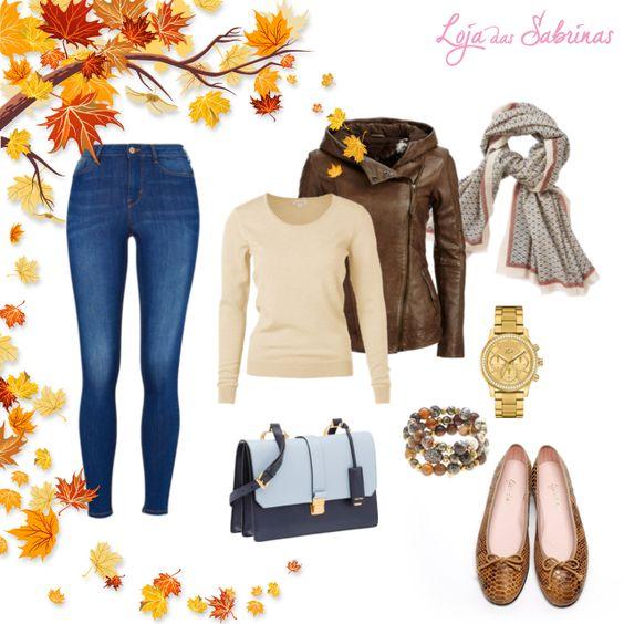 Comece a semana com um look simples e confortável. Para um toque irreverente termine com as nossas Jibóia. http://www.lojadassabrinas.com/product/jiboia