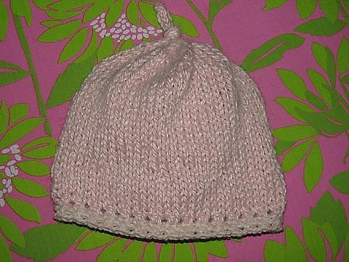 How to Knit a Baby Hat for Charity | eHow.com