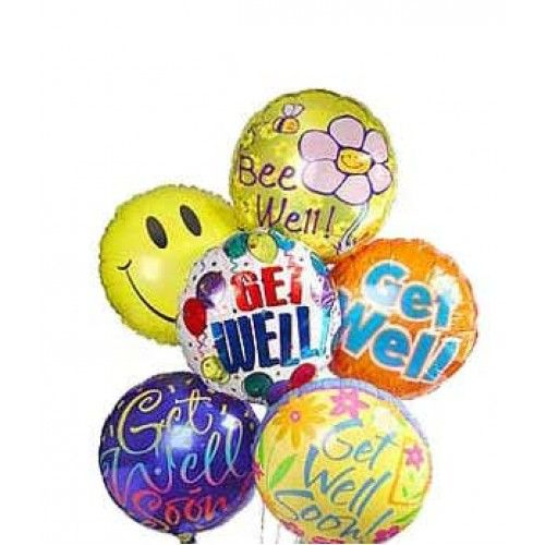 Balloon Bouquet Delivery In The Usa Get Well Balloons Balloon Bouquet Delivery Balloon Bouquet
