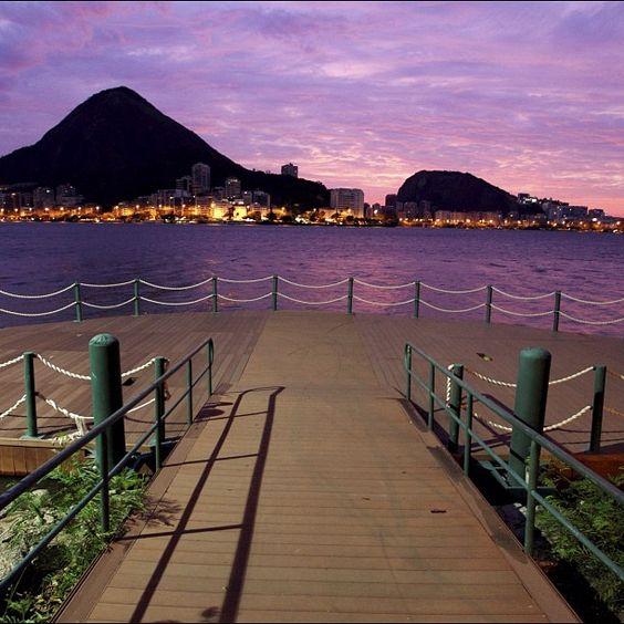 Píer da Lagoa Rodrigo de Freitas