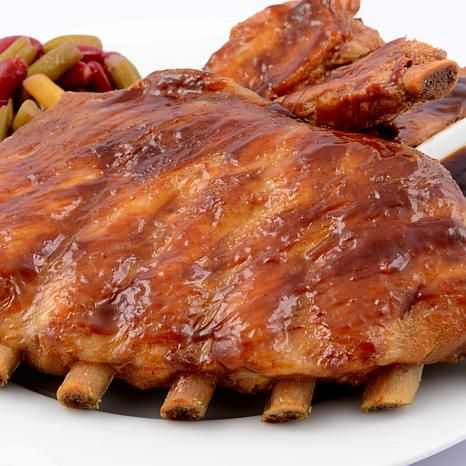 Pressure Cooker Baby Back Ribs by Elite