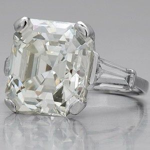 Asscher Ring