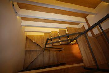 Hueco Escalera by Arquide Estudio www.arquide.es