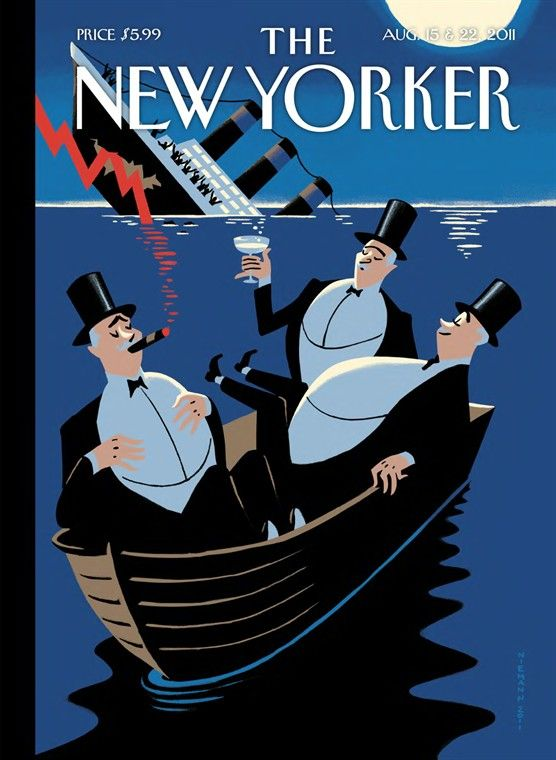 """soupsoup: """"Just about says it all. (The New Yorker) """""""