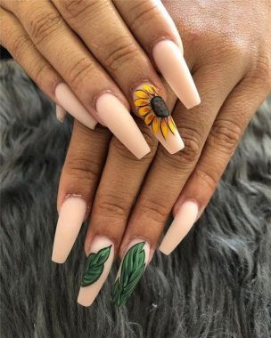 2019/2020 Beautiful Nail Designs for Winter