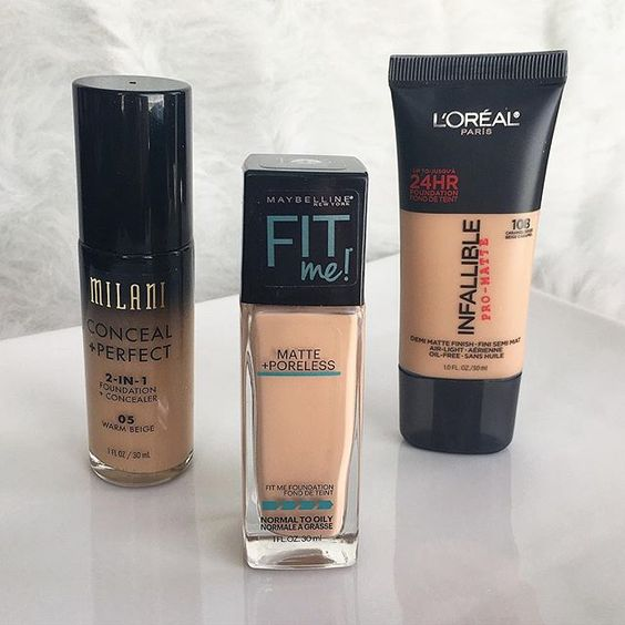 Best Natural Foundations For Acne