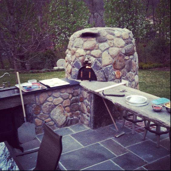 Countertop Pizza Oven Outdoor : ... outdoor pizza ovens pizza ovens ovens pizza outdoor countertops my